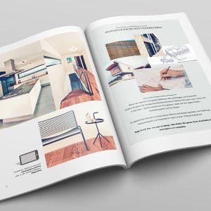 Individuelles Haus-Design