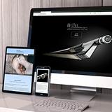 Homepage Design für Bogenbauer